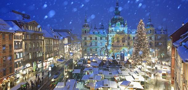 Salisburgo mercatini